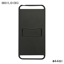 CLAUSTRUM_iPhone6/6S CASE [ BLACK MATTE ] _BLACK
