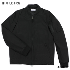 ACRONYM_J50-WS WINDSTOPPER CLIMASHIELD BOMBER JACKET_BLACK