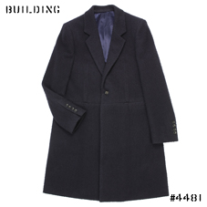 JOHN LAWRENCE SULLIVAN_NAPPING CHESTER COAT_NAVY