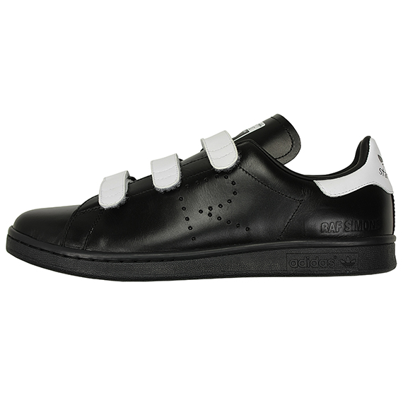 adidas by RAF SIMONS_STAN SMITH COMFORT_BLACK×WHITE