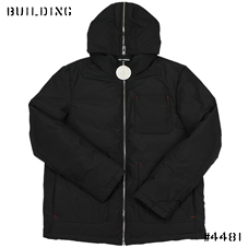 RAF SIMONS_DOWN JACKET_BLACK
