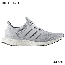 adidas PERFORMANCE_17A/W ULTRA BOOST [ CLEAR CAGE ]_GRAY