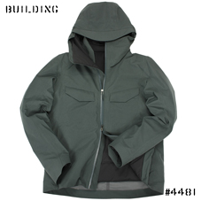 ARC'TERYX VEILANCE_NODE IS JACKET_CLAY GRAY