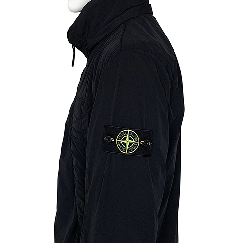 STONE ISLAND_COMFORT TECH COMPOSITE JACKET_BLACK