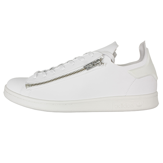 Y-3_STAN ZIP_WHITE