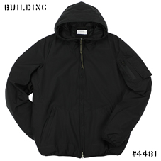 ACRONYM_J51-WS WINDSTOPPER CLIMASHIELD HOODED JACKET_BLACK