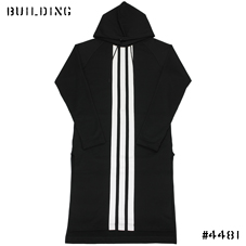 Y-3_LONG SWEAT_BLACK
