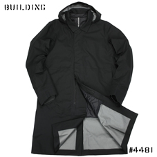 ARC'TERYX VEILANCE_GALVANIC IS COAT_BLACK