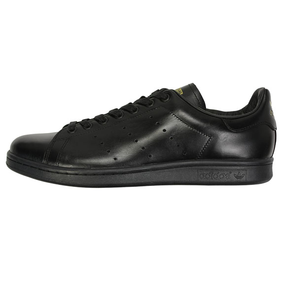 adidas ORIGINALS_2015A/W STAN SMITH_ALL BLACK