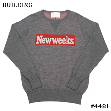 ANALOG LIGHTING_NEWWEEKS KNIT_GRAY
