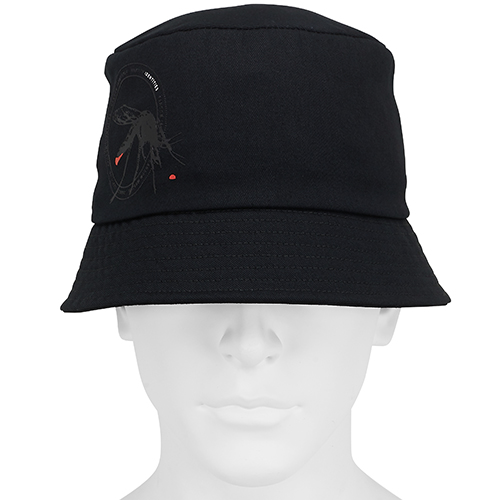 RANDOM IDENTITIES_20AW BUCKET HAT_BLACK