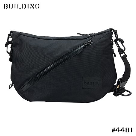BAGJACK_SNIPER BAG [ ELIMINATOR SPECIAL VER. ] _BLACK