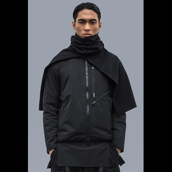 ACRONYM_NG7-PS POWER STRETCH NECK GAITER_BLACK