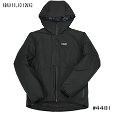 TILAK_SVALBARD JACKET [ OUTDOOR LINE ] _BLACK