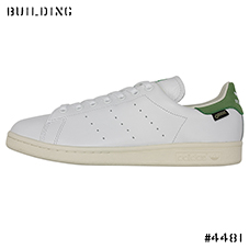 adidas ORIGINALS_STAN SMITH GORE-TEX_WHITE×GREEN