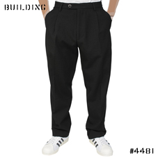 KUBRICK_WOOL PANTS_BLACK