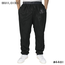 adidas by kolor_MESH PANTS_BLACK