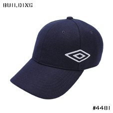 UMBRO×ELIMINATOR_CAP_NAVY