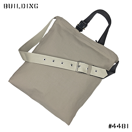 ALYX×MACKINTOSH_MACKINTOSH CLOTH 2WAY BAG_BEIGE