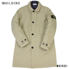 STONE ISLAND_DAVID TC COAT_BEIGE