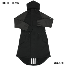 Y-3_2WAY MOD'S COAT_BLACK