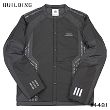 ADIDAS ORIGINALS by WHITE MOUNTAINEERING_PADDED CARDI_BLACK