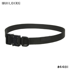 BAGJACK_17S/S NXL COBRA BUCKLE BELT [ ELIMINATOR SPECIAL VER.+30cm ] _BLACK