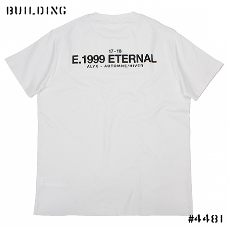 ALYX_E.1999 ETERNAL S/S TEE_WHITE