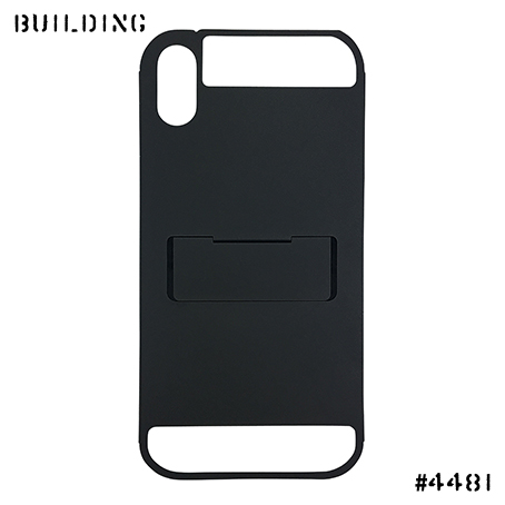 CLAUSTRUM_iPhone X / Xs CASE [ BLACK MATTE ] _BLACK