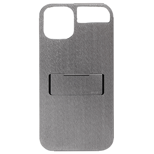 CLAUSTRUM_iPhone 11 Pro CASE ( STRAIGHT VIBRATION FINISH )_SILVER