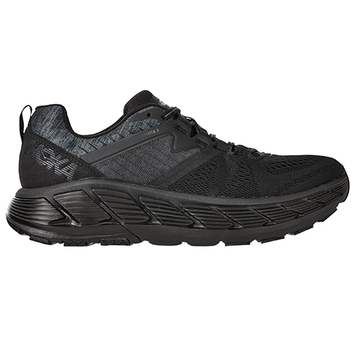 HOKA ONE ONE_GAVIOTA 2 WIDE_BLACK