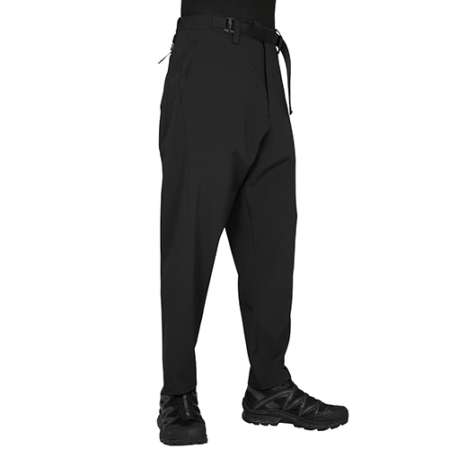 BLK WHITE MOUNTAINEERING OX DARTED PANT BLACK